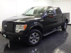 2010 Ford F-150 SuperCrew Cab XLT 6.5 ft