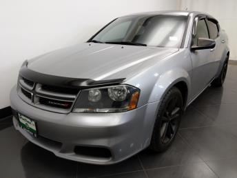 Used 2014 Dodge Avenger