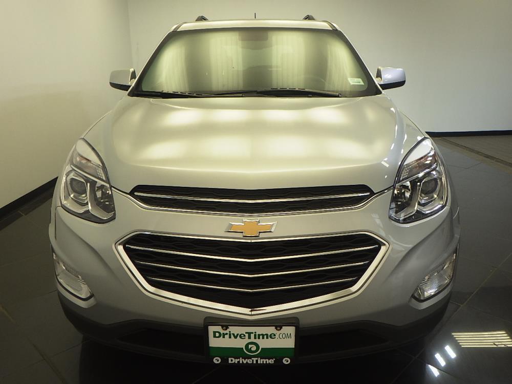 2016 Chevrolet Equinox LT - 1660011323