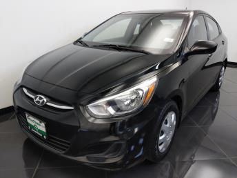 2015 Hyundai Accent GLS - 1660011378