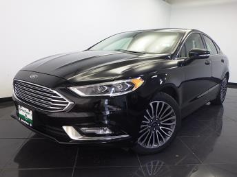 2017 Ford Fusion - 1660011511