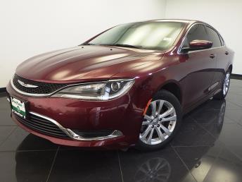2015 Chrysler 200 - 1660011536