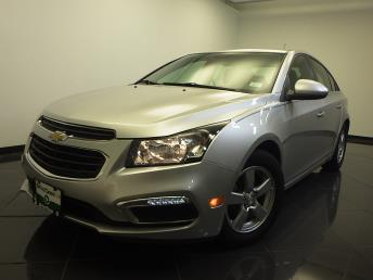 2016 Chevrolet Cruze Limited - 1660011637