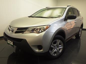 2014 Toyota RAV4 LE - 1660011757