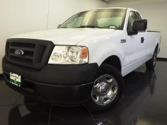 2006 Ford F-150 Regular Cab XL 8 ft