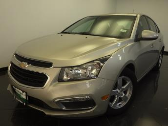 2016 Chevrolet Cruze Limited 1LT - 1660011866