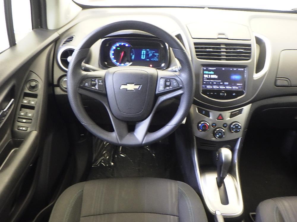 2016 Chevrolet Trax LT - 1660011930