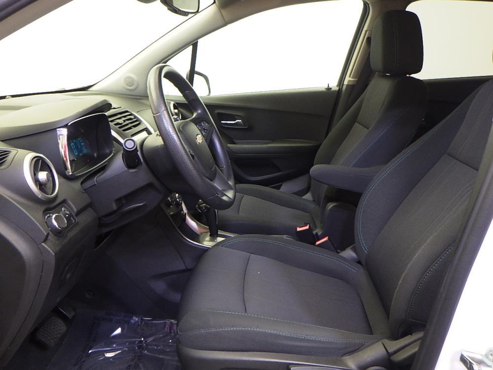 2016 Chevrolet Trax LT - 1660011931