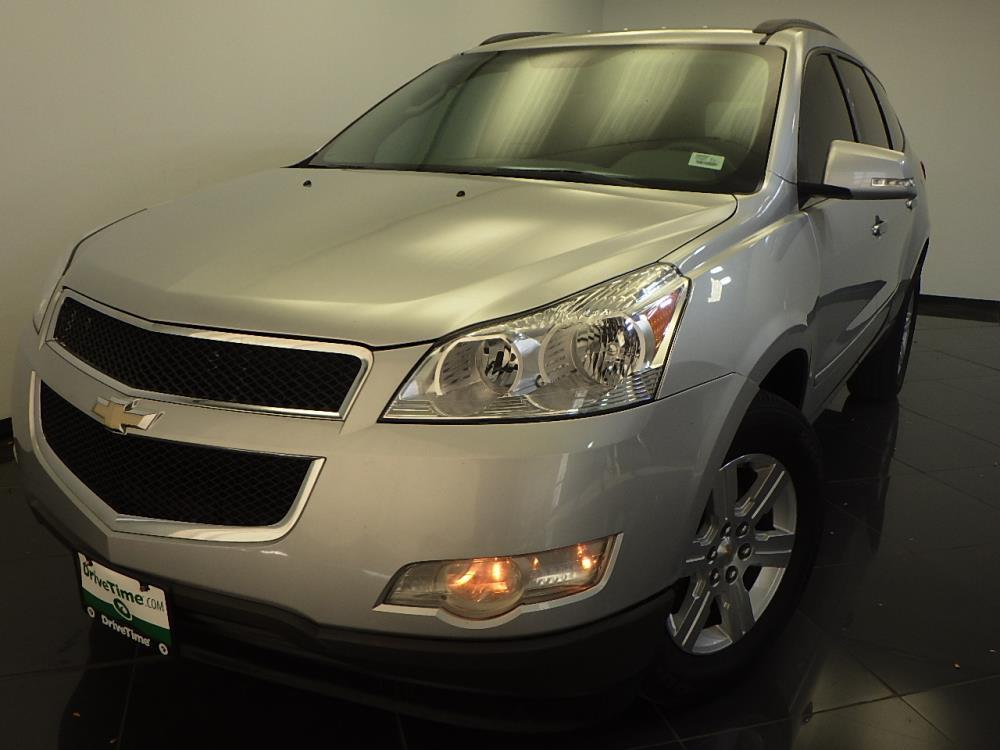 2011 Chevrolet Traverse LT - 1660012093