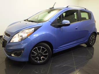 Used 2015 Chevrolet Spark