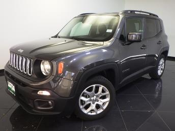 2016 Jeep Renegade Latitude - 1660012321