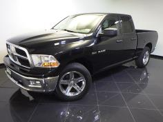 2009 Dodge Ram 1500 Quad Cab Laramie 6.25 ft