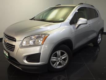 Used 2016 Chevrolet Trax