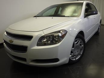 2012 Chevrolet Malibu LS - 1660012419