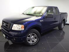 2008 Ford F-150 Super Cab XL 6.5 ft