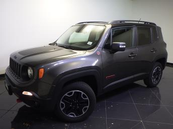 2016 Jeep Renegade Trailhawk - 1660012497