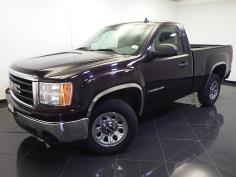 2008 GMC Sierra 1500 Regular Cab Work Truck 6.5 ft