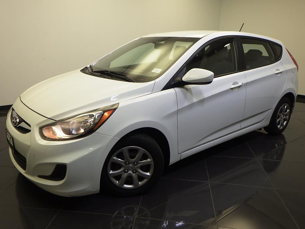 2014 Hyundai Accent GS - 1660012578