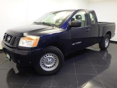 2008 Nissan Titan King Cab XE 6.5 ft