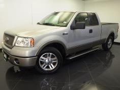 2006 Ford F-150 Super Cab Lariat 6.5 ft