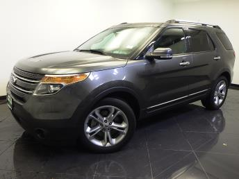 2015 Ford Explorer Limited - 1660012729