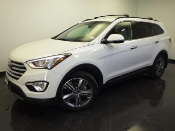 2014 Hyundai Santa Fe GLS - 1660012740
