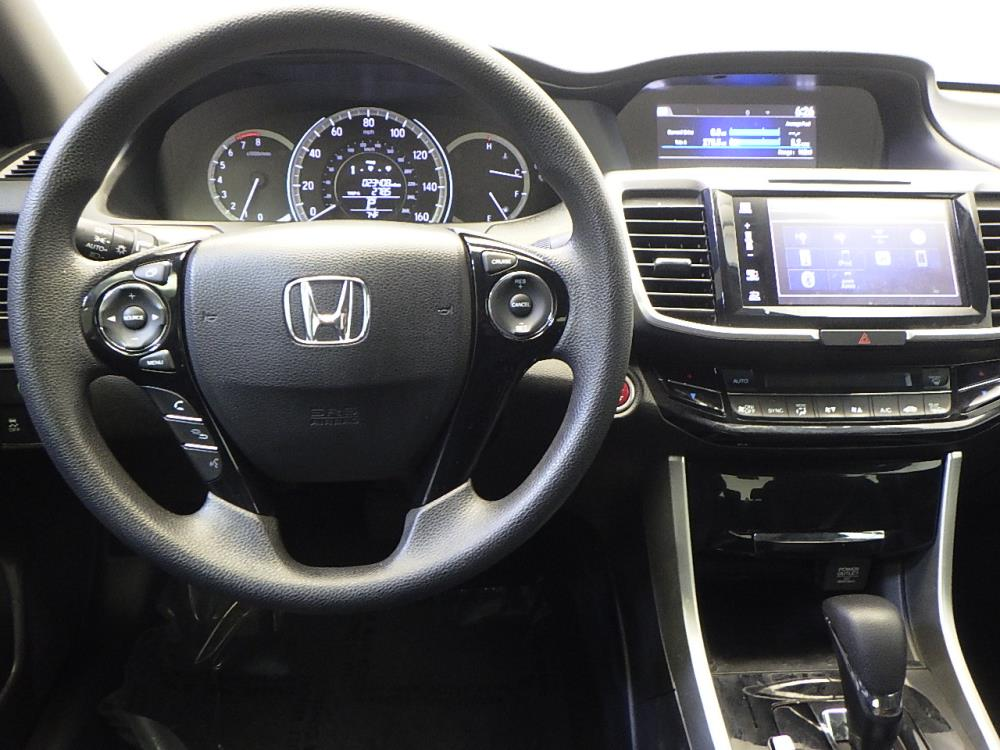 2017 Honda Accord EX - 1660012759