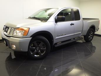 2015 Nissan Titan King Cab SV 6.5 ft - 1660012812