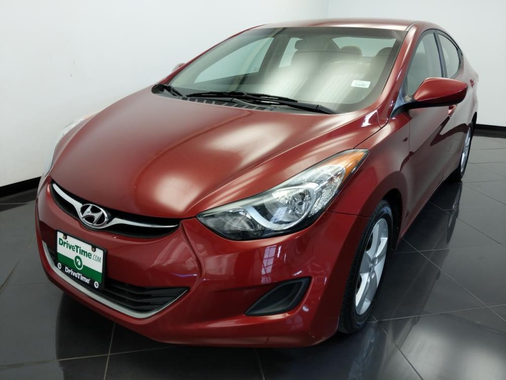 2013 Hyundai Elantra GLS - 1660012909
