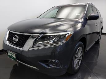 2014 Nissan Pathfinder SV - 1660013045