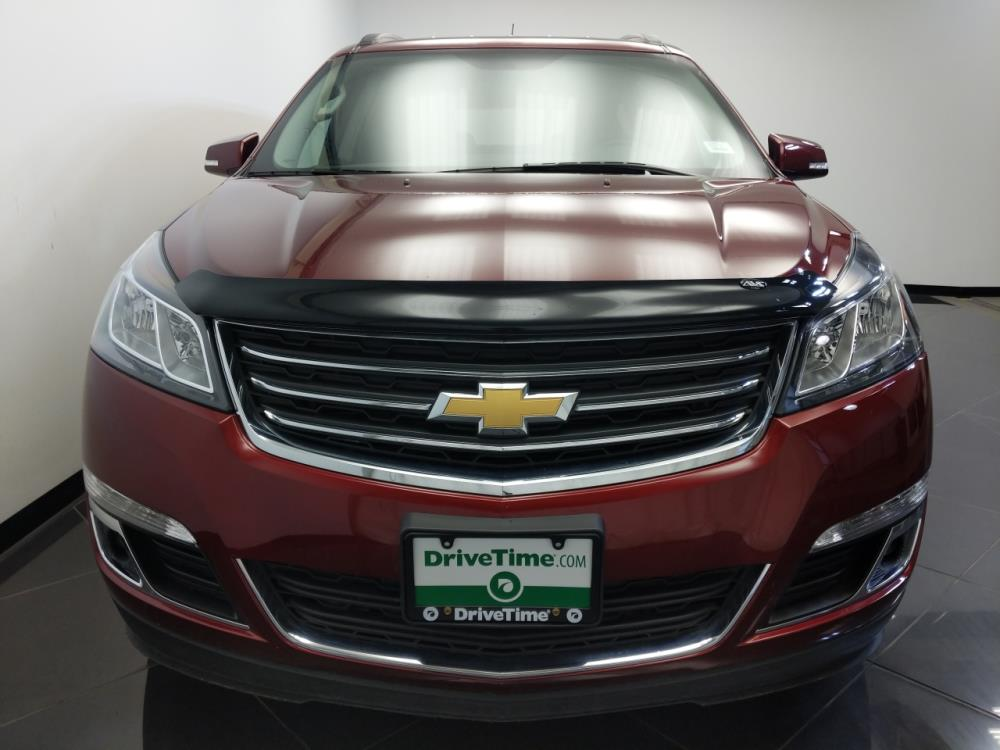 2017 Chevrolet Traverse LT - 1660013055