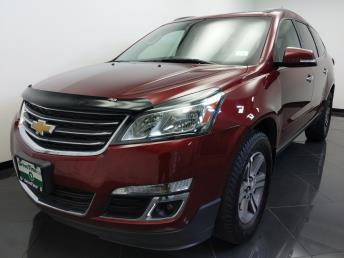 2017 Chevrolet Traverse LT - 1660013055