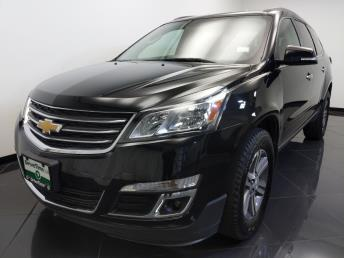 2017 Chevrolet Traverse LT - 1660013065