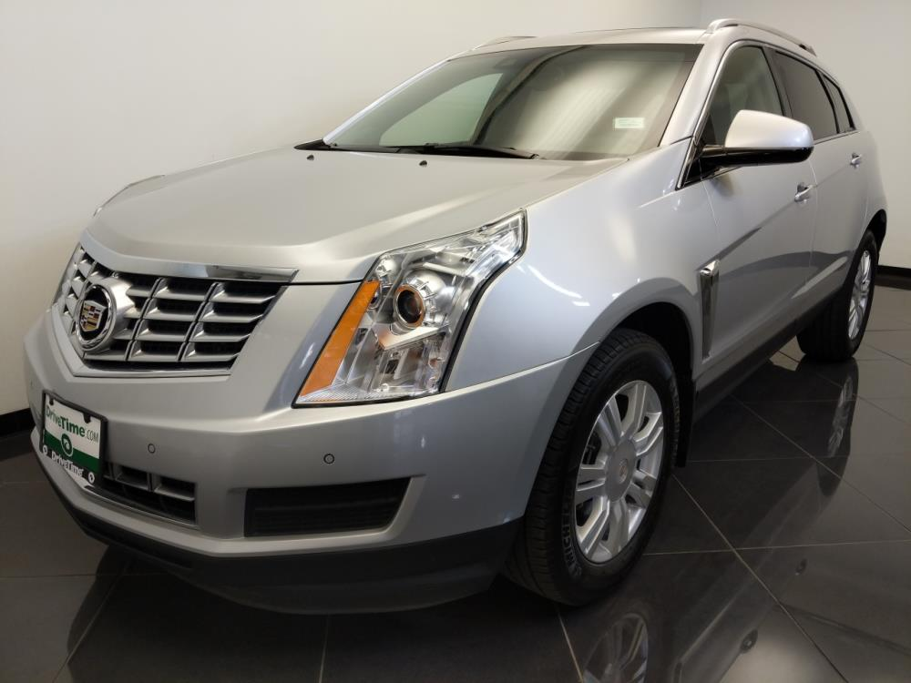 2016 Cadillac SRX Luxury Collection - 1660013070
