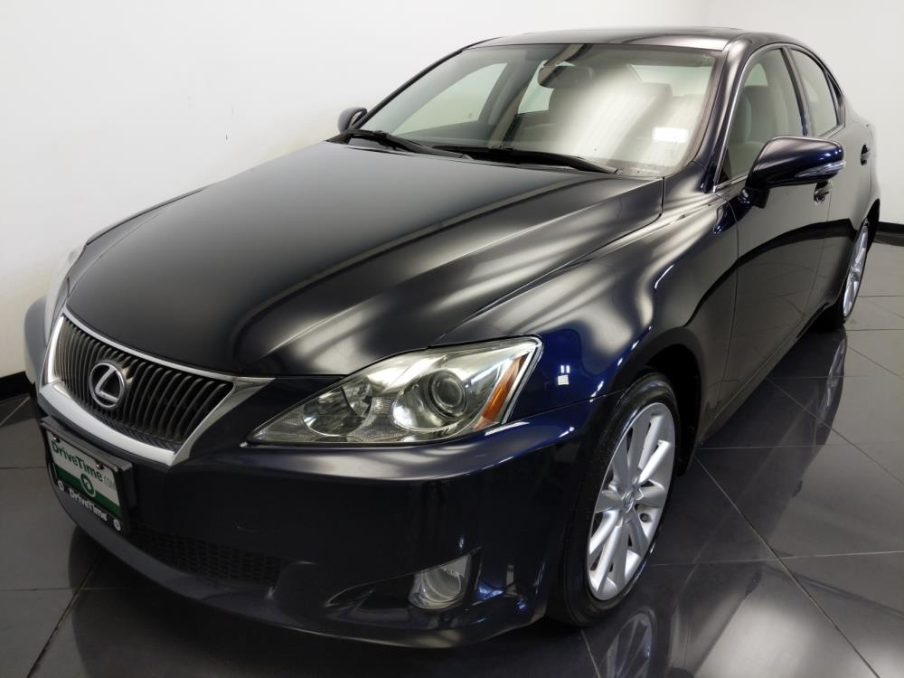 2010 Lexus IS 250 Sport  - 1660013072