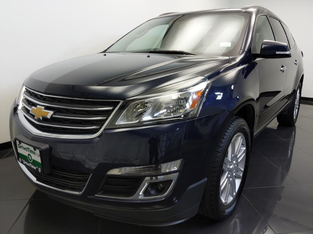 2015 Chevrolet Traverse LT - 1660013084