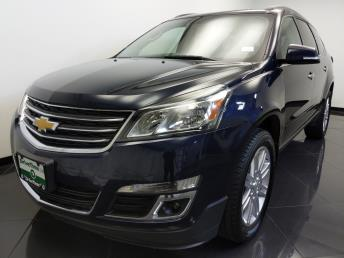 2015 Chevrolet Traverse LT - 1660013084