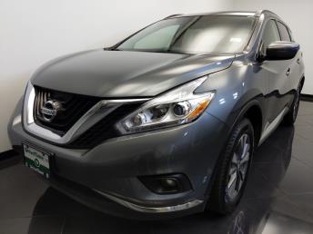 Used 2017 Nissan Murano