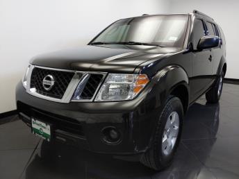 2012 Nissan Pathfinder S - 1660013118