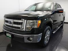 2013 Ford F-150 SuperCrew Cab XLT 5.5 ft
