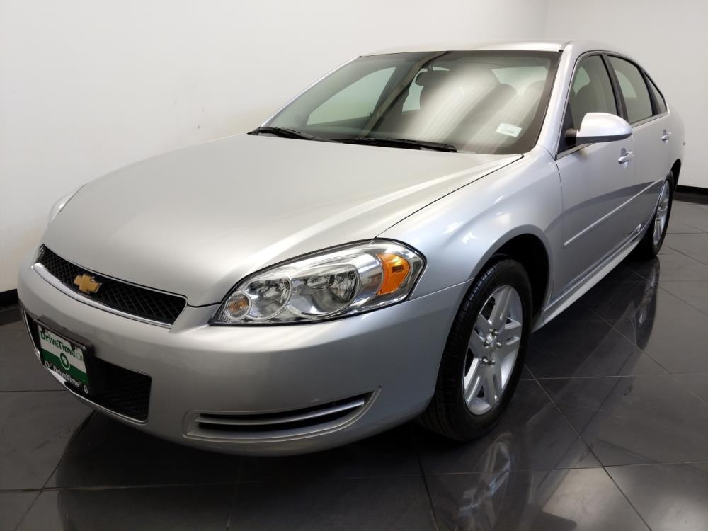 2015 Chevrolet Impala Limited LT - 1660013169