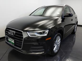 Used 2017 Audi Q3