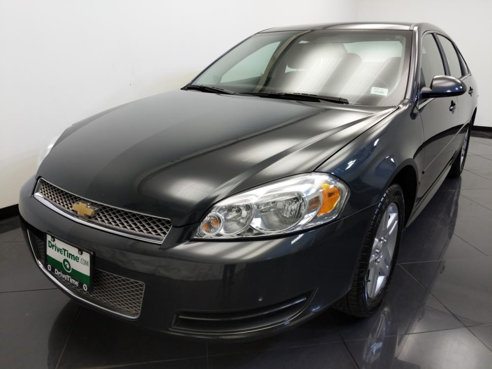2016 Chevrolet Impala Limited LT - 1660013208