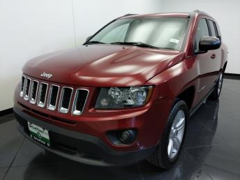 2017 Jeep Compass Sport - 1660013214