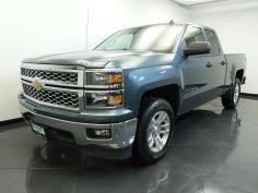 2014 Chevrolet Silverado 1500 Double Cab LT 6.5 ft