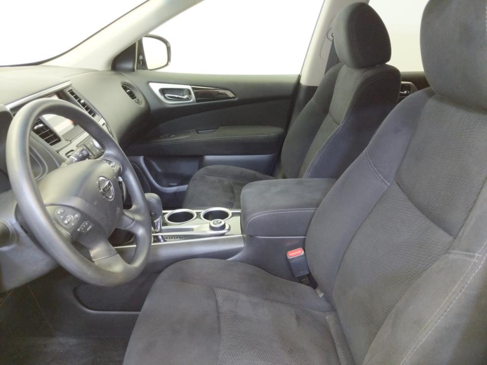 2015 Nissan Pathfinder S - 1660013259