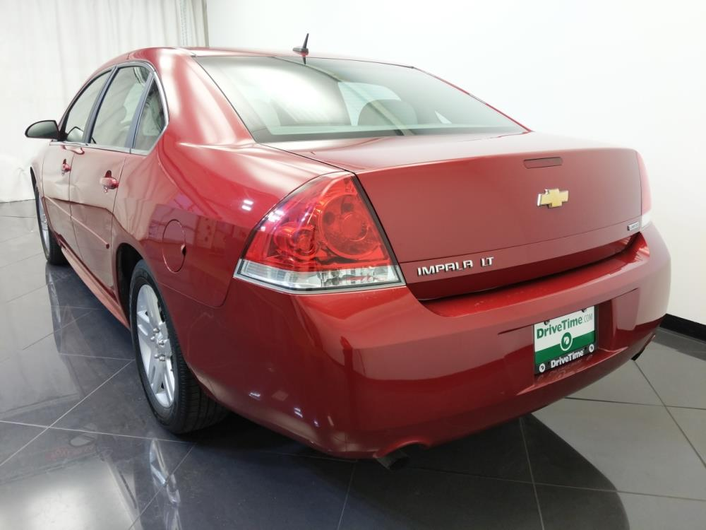 2015 Chevrolet Impala Limited LT - 1660013275