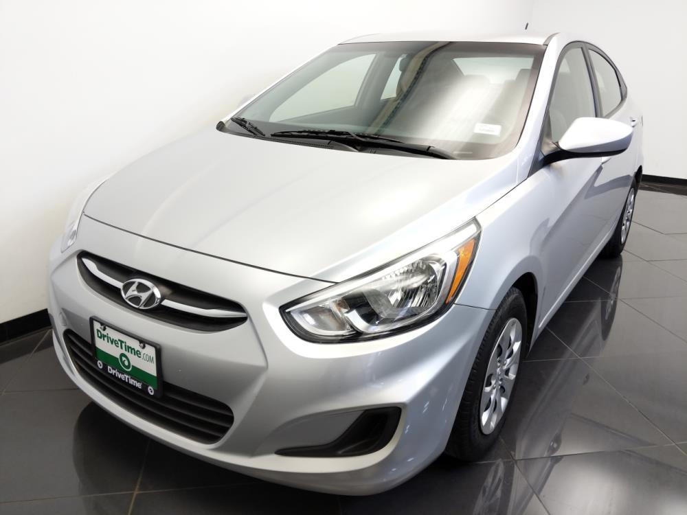 2016 Hyundai Accent SE - 1660013290