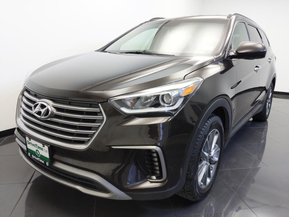 2017 Hyundai Santa Fe SE for sale in Kansas City | 1660013341 ...
