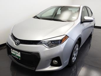 2016 Toyota Corolla S - 1660013426